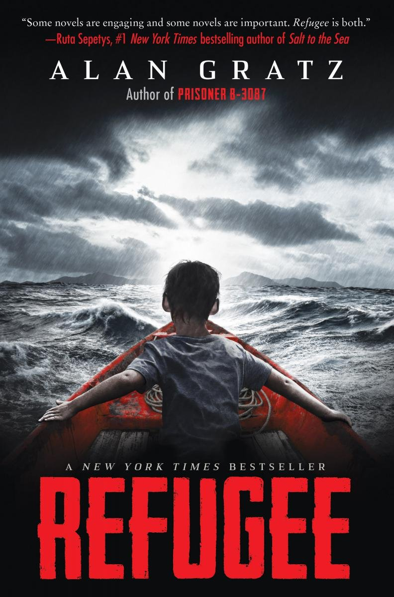 Refugee Book Cover